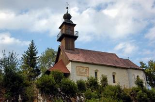 Kirche Oswaldiberg