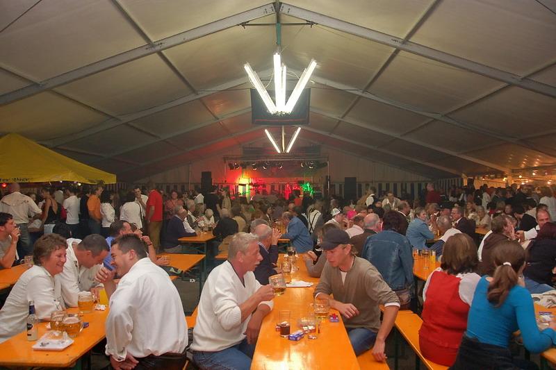 Kirchtag 2007 in Bad Bleiberg