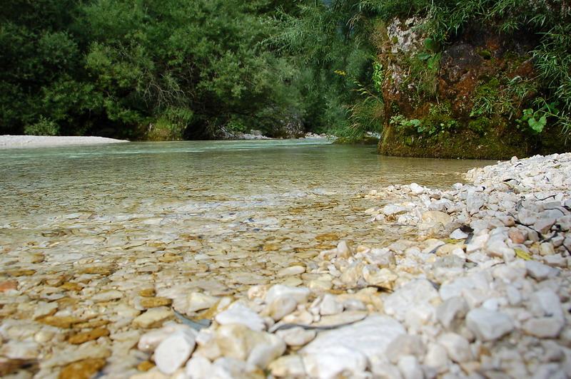 Unterwegs im Friaul: Stille und mächtige Wasser