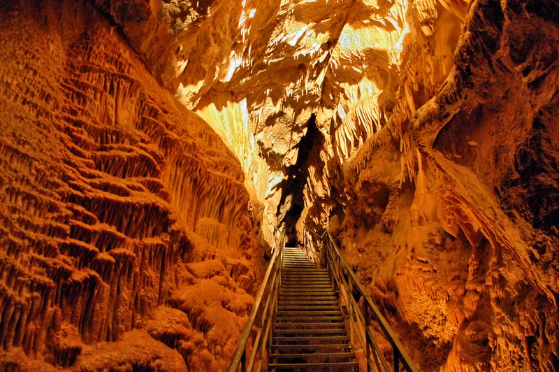 Tropfsteinhöhle Obir