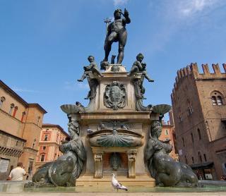 Bologna - Neptunbrunnen