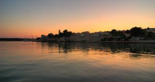 Sonnenuntergang Krk