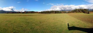 Himmelstreppe von Pöllan - Aussicht + Schatten