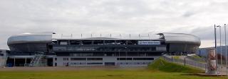 Hypo Group Arena - Aussenansicht