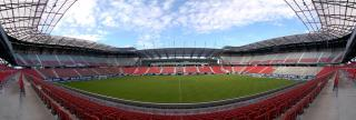 Hypo Group Arena - Panorama in Richtung Tribüne