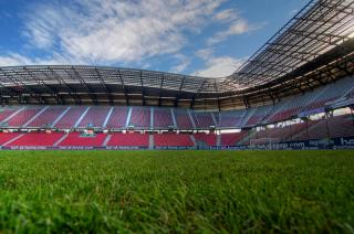 Hypo Group Arena - Spielfeld