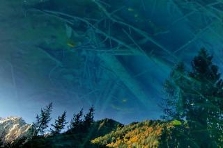 Meerauge - Spiegelung