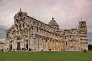 Pisa - Dom und schiefer Turm