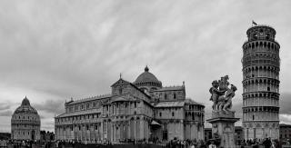 Pisa - Platz der Wunder SW