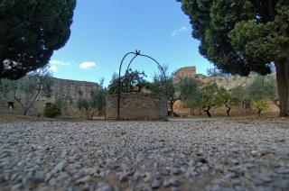 San Gimignano - Brunnen
