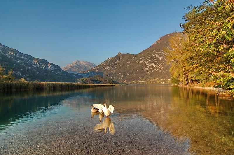 Am Lago di Cavazzo