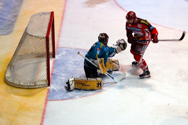 KAC vs Black Wings Linz
