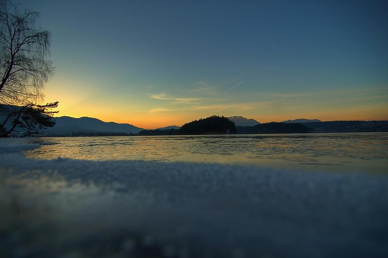 Der Faaker See…
