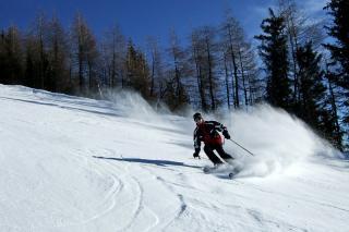 Hannes Skifahren