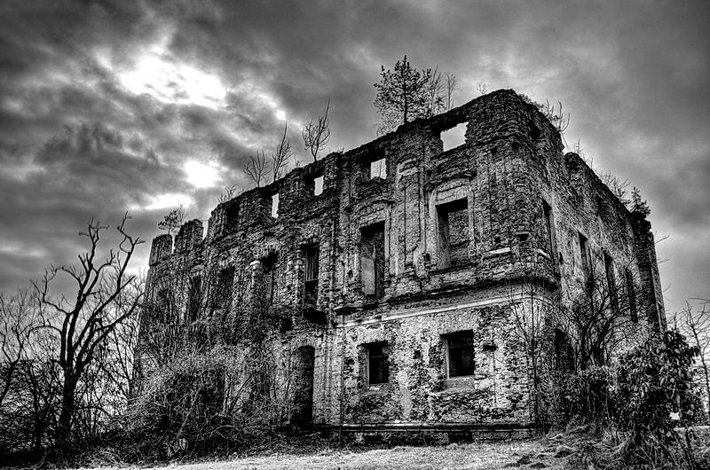 Das Gruselhaus…