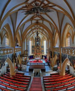 Heiligenblut Kirche Pano