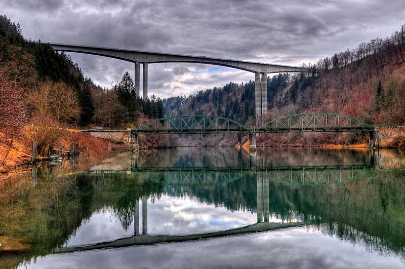 Die Lippitzbachbrücken