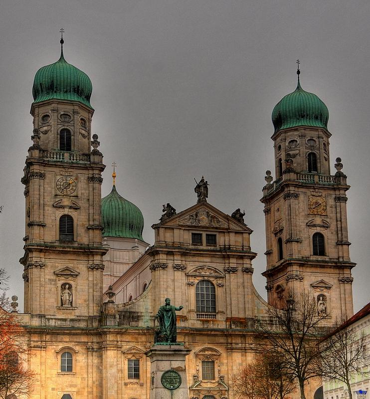 In der Dreiflußstadt Passau