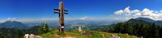Oistra Gipfelkreuz Pano