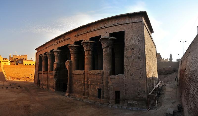 Chnum-Tempel in Esna