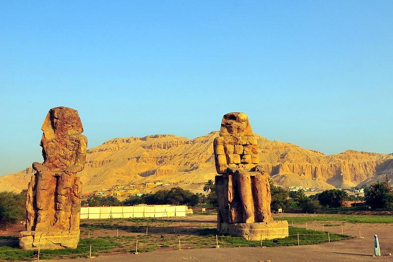 Memnon-Kolosse und Tal der Könige