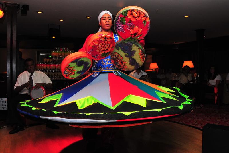 Sufi-Tanz und Bauchtanz
