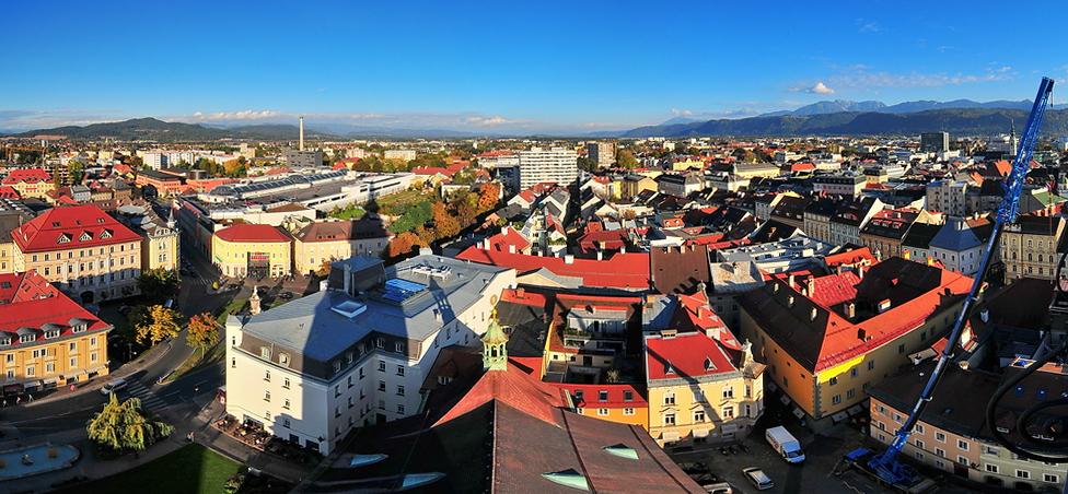 Top of Klagenfurt