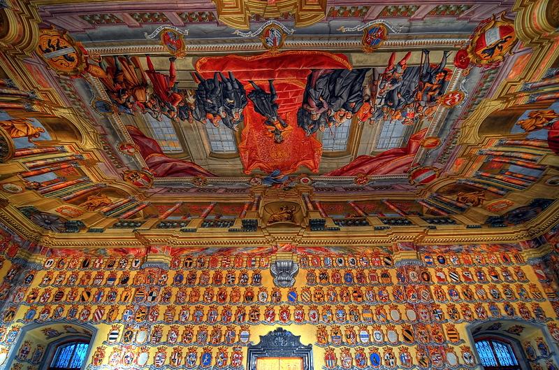 Im Wappensaal