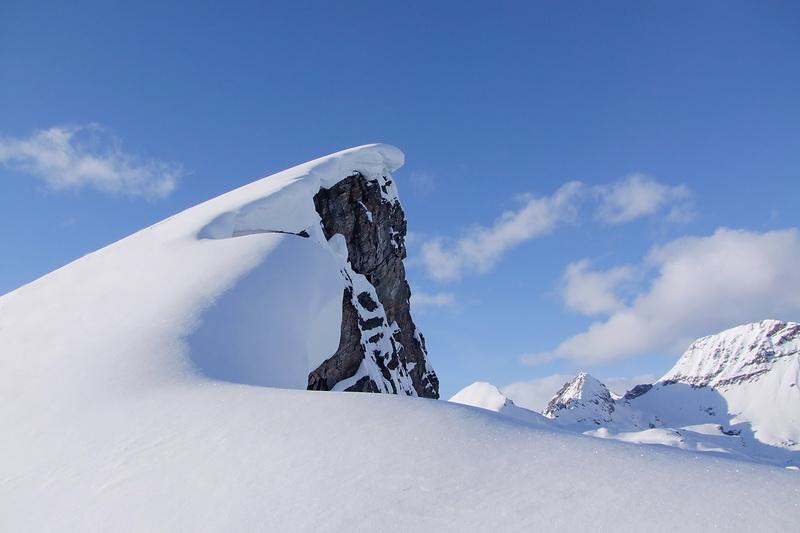 Skitour zur Bösen Nase
