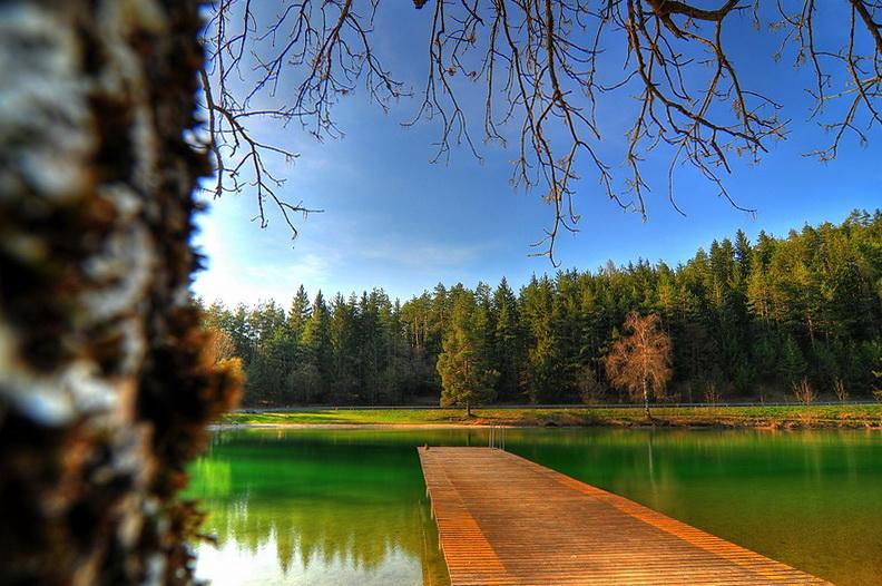 Es grünt so grün… am Sonnegger See