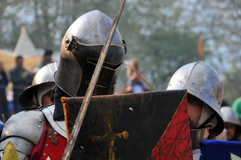 Feldschlacht um die Ortenburg