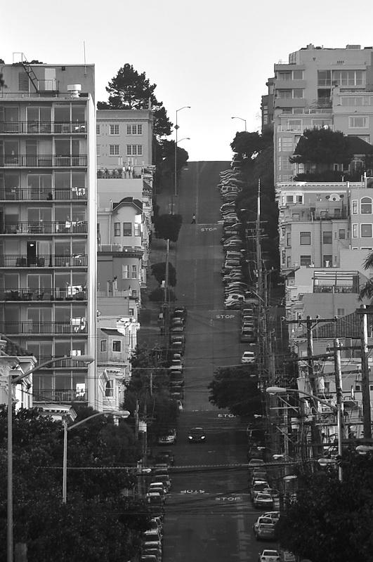 San Francisco – Ups and Downs