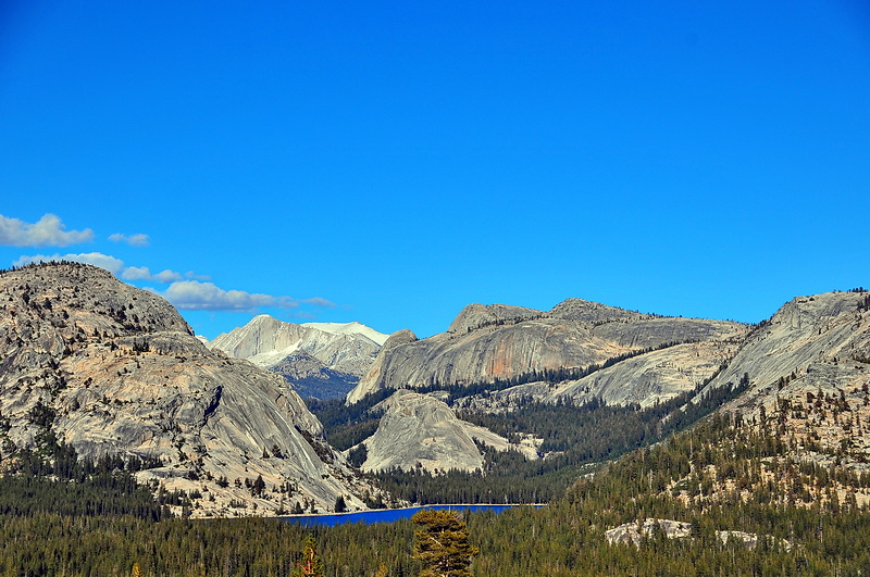 Tioga Pass Road und Tuolumne Meadows
