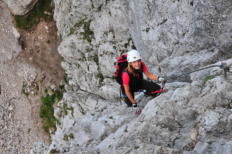 Hochstuhl-Klettersteig
