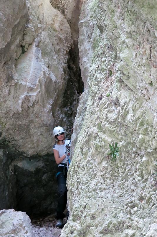 Klettersteig-Warmup