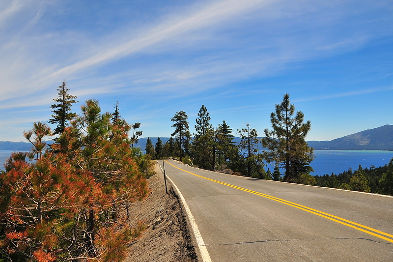 Lake Tahoe – Emerald Bay