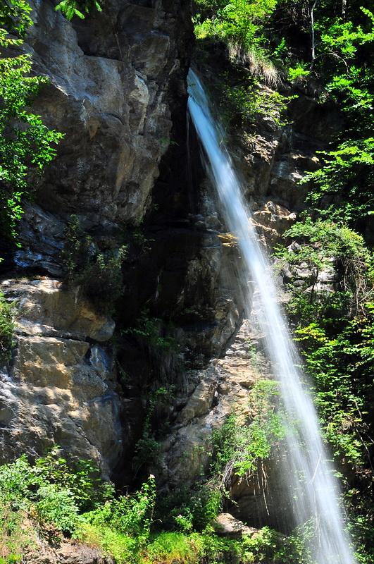Finsterbach-Wasserfälle