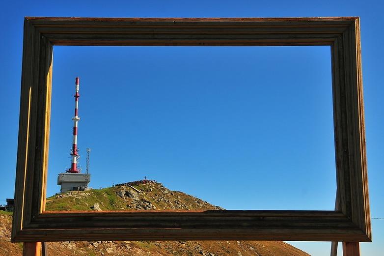 20 Jahre Gipfelkreuz Goldeck