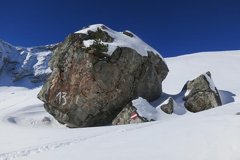 Skitour Seemannwand (2.822)