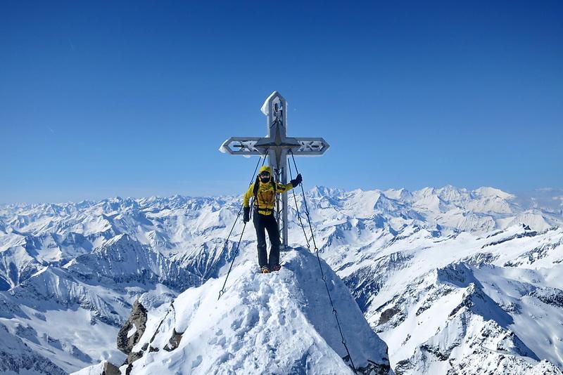 Skitour Hochalmspitze (3.360)