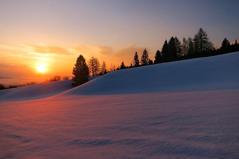 Morgenskitour Zehner