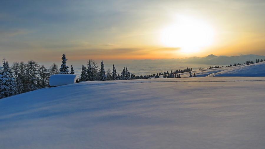 Guten Morgen Skitour Zehner