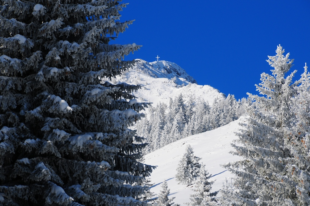 Skitour Oisternig (2.050)