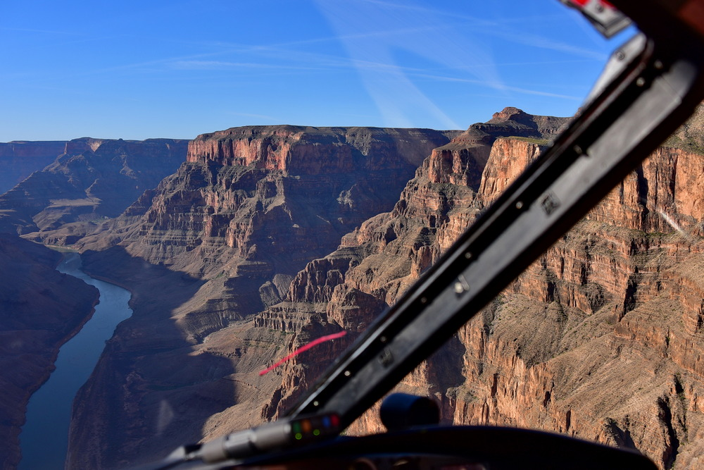 Grand Canyon Hubschrauberflug