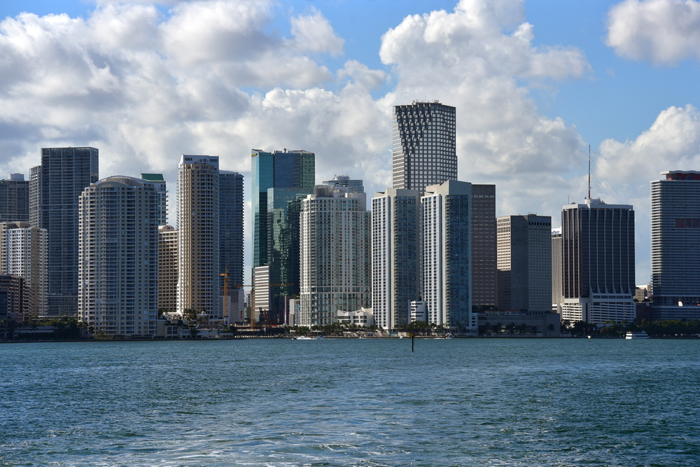Miami Downtown und Star Island Cruise