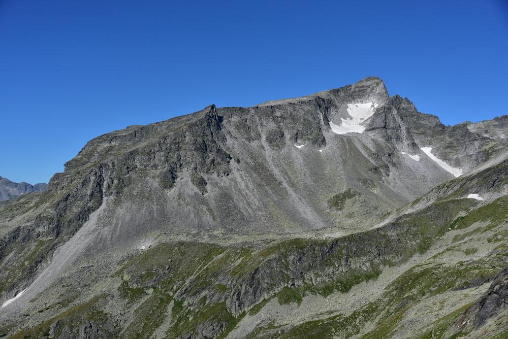 Gamskarlspitz (2.829) über Arnoldhöhe, Korntauern, Lisgelespitz