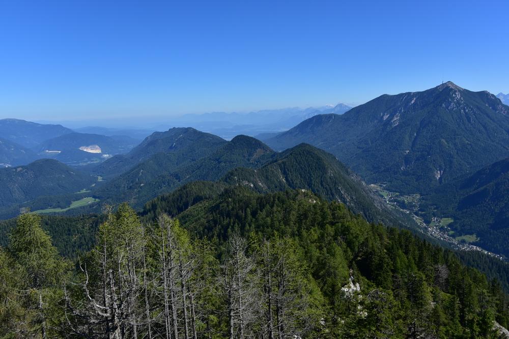 Bad Bleiberger Erzberg Höhenweg