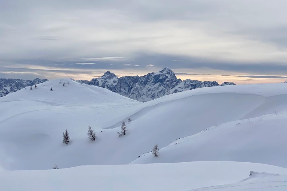 Skitour Zwölfernock (2.048) über Kaserin