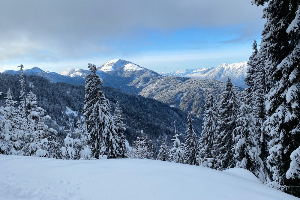 Skitour Göriacher Berg (1.693)
