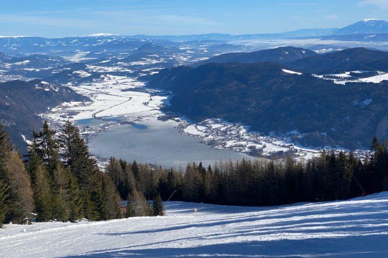 Skitour Gerlitzen (1.909) von Bodensdorf